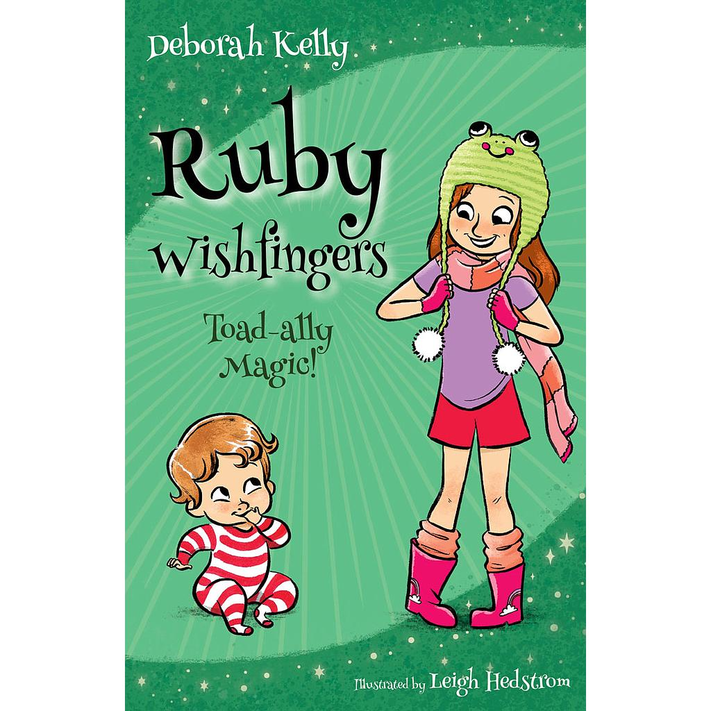 Toad-Ally Magic: Ruby Wishfingers # 2