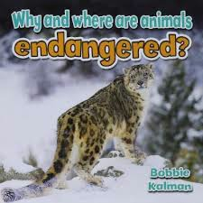 Animals Close Up: Why and Where Are Animals Endangered