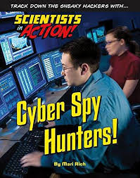 Cyber Spy Hunter - Scientists in Action