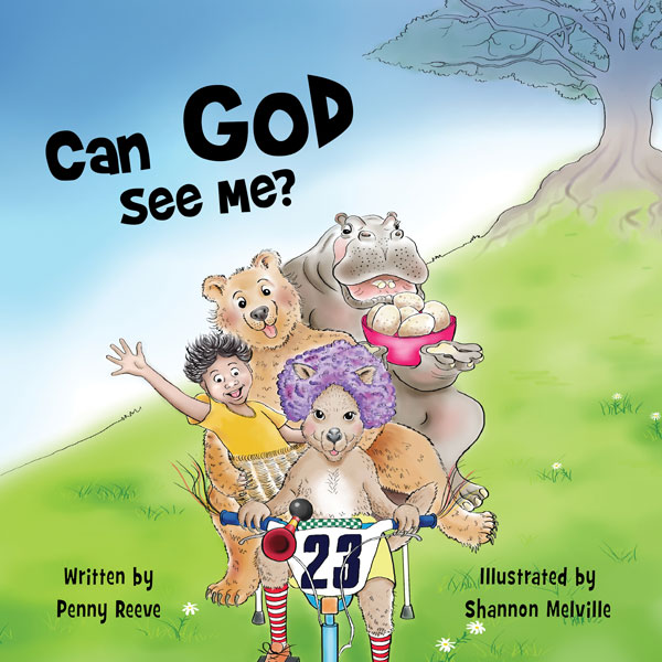 Can God See Me?