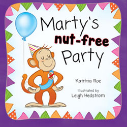 Marty's Nut-Free Party