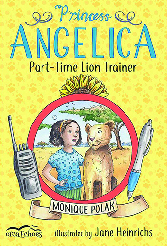Princess Angelica, Part Time Lion Trainer